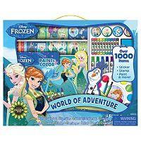 Disney's Frozen World of Creativity Activity Set