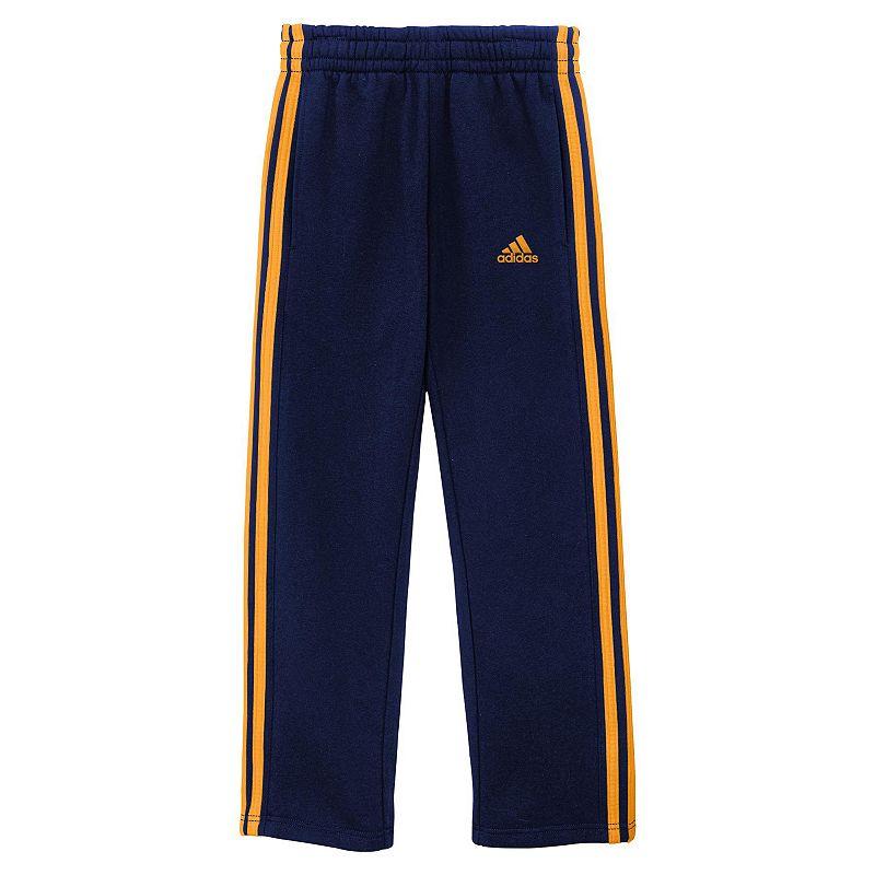 Boys 8-20 adidas Fleece Slim Athletic Pants
