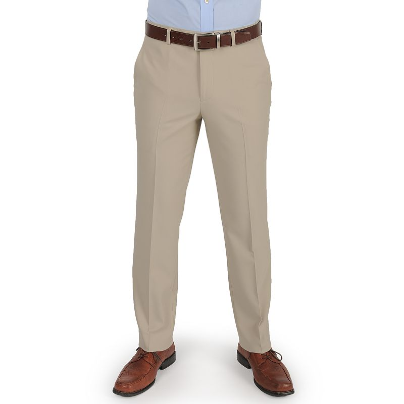 Men's Dockers Performance Slim-Fit Herringbone Dress Pants