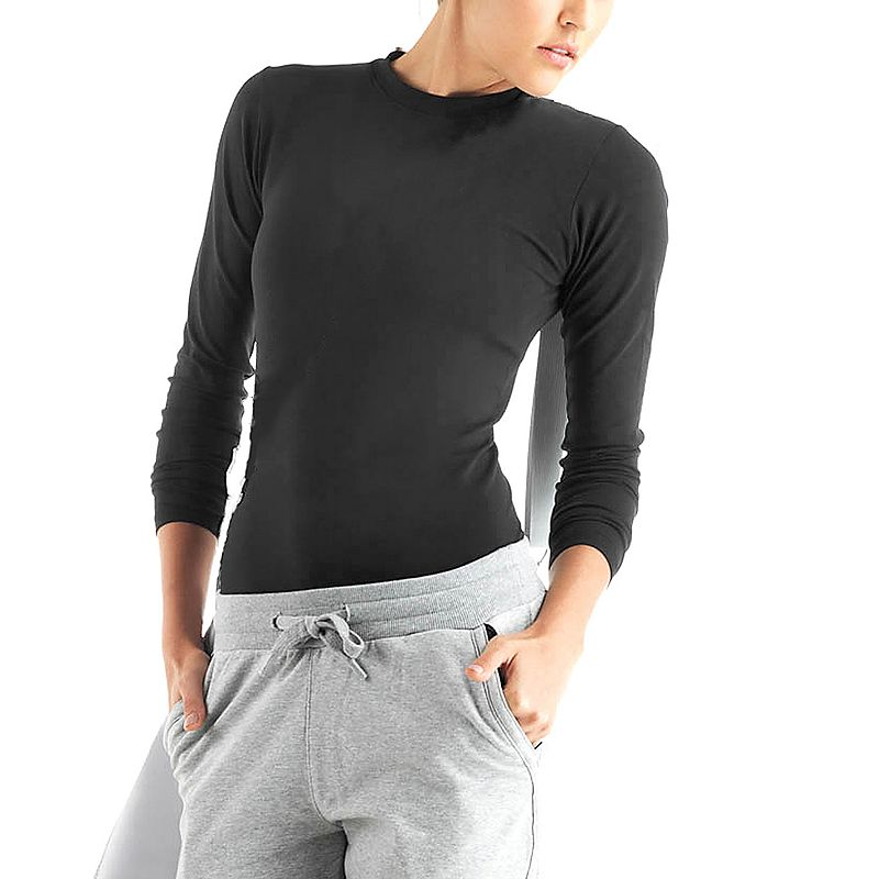 Women's Lupo Femme High-Compression Crewneck Workout Tee