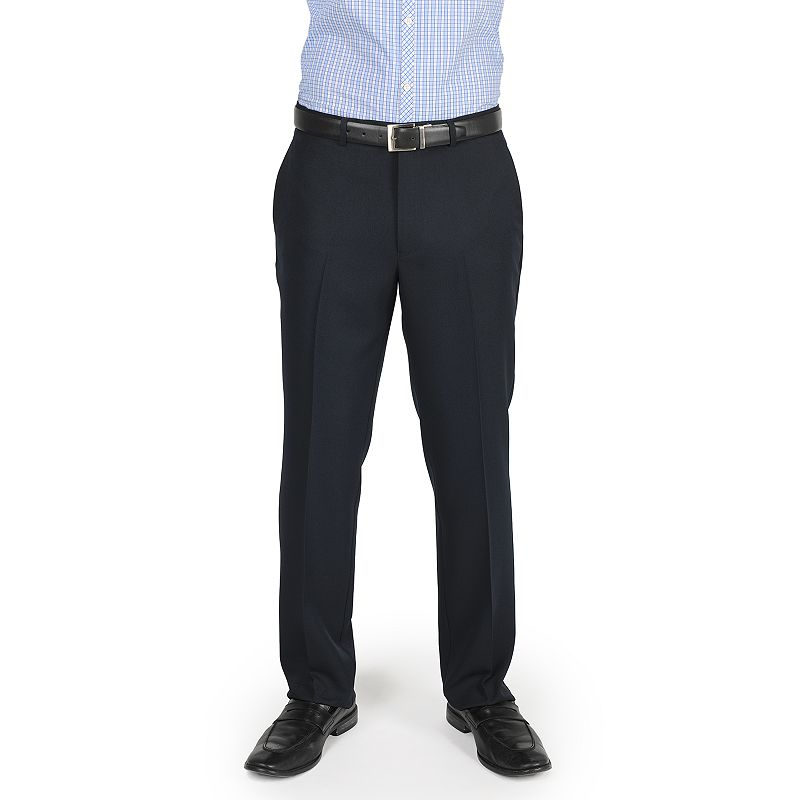 Men's Billy London Slim-Fit Flat-Front Dress Pants