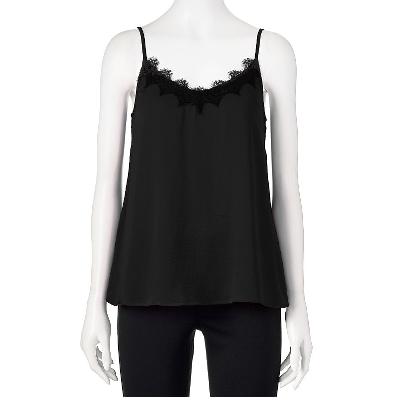 Apt. 9® Split-Back Tank - Women's