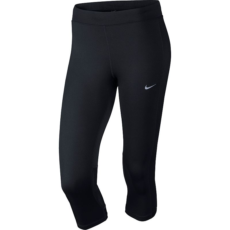 Women's Nike Essential Dri-FIT Capri Running Tights