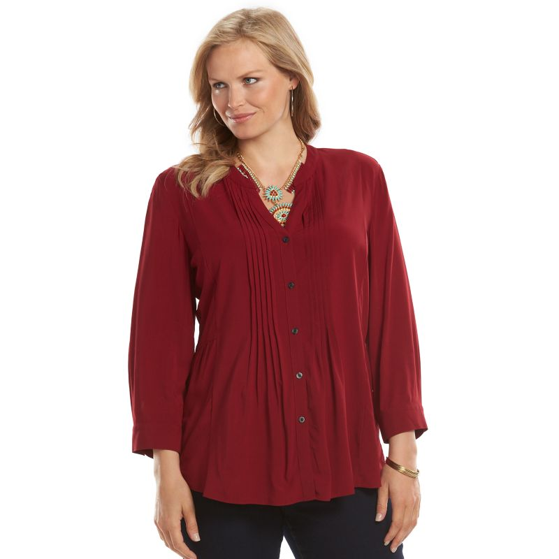 Womens Shirred Blouses 7