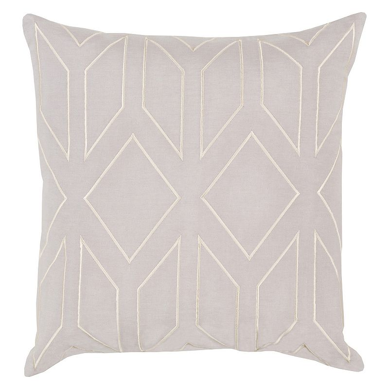 Decorative Pillows At Kohls : Gray 20x20 Decorative Pillow Kohl s