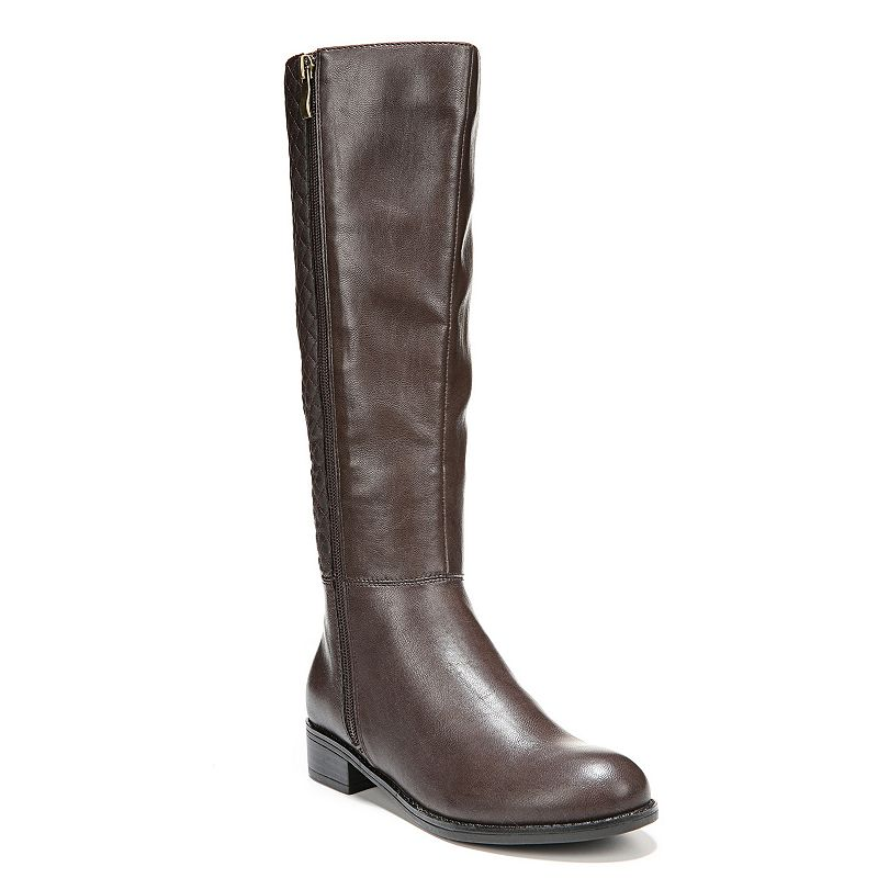 LifeStride Sabella Women's Quilted Tall Riding Boots