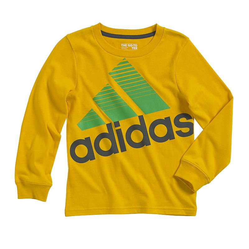 Boys 4-7x adidas Go-To Power Tee