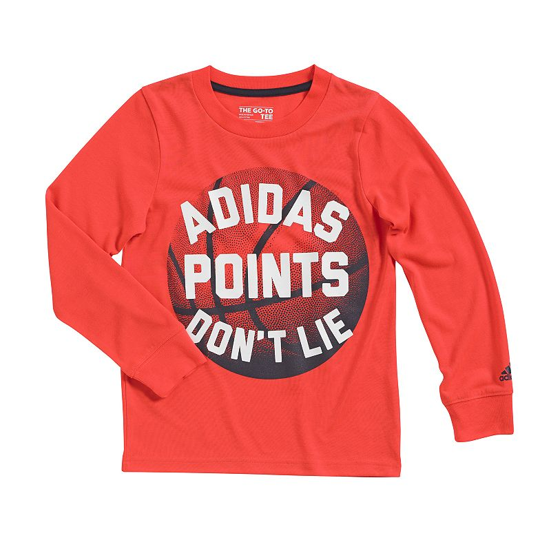 Boys 4-7x adidas Go-To