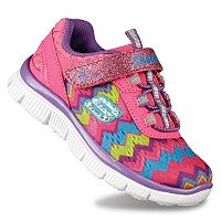 Skechers Skech Appeal Ziggy Toddler Girls' Athletic Shoes