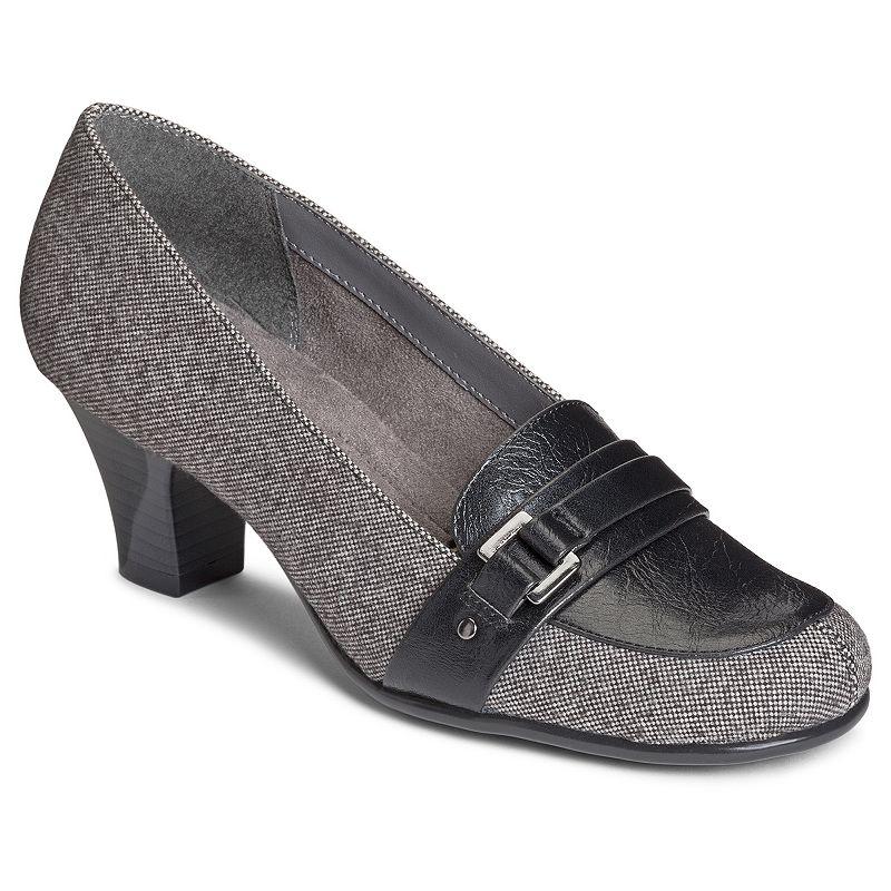 A2 by Aerosoles Culinari Women's Buckle Heels