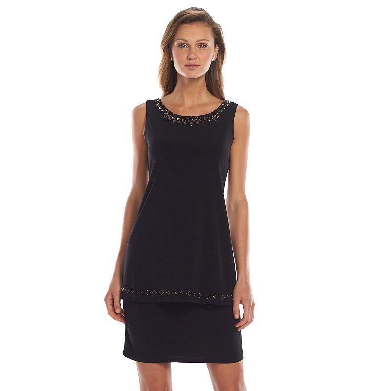 Expo Beaded Popover Dress - Women's