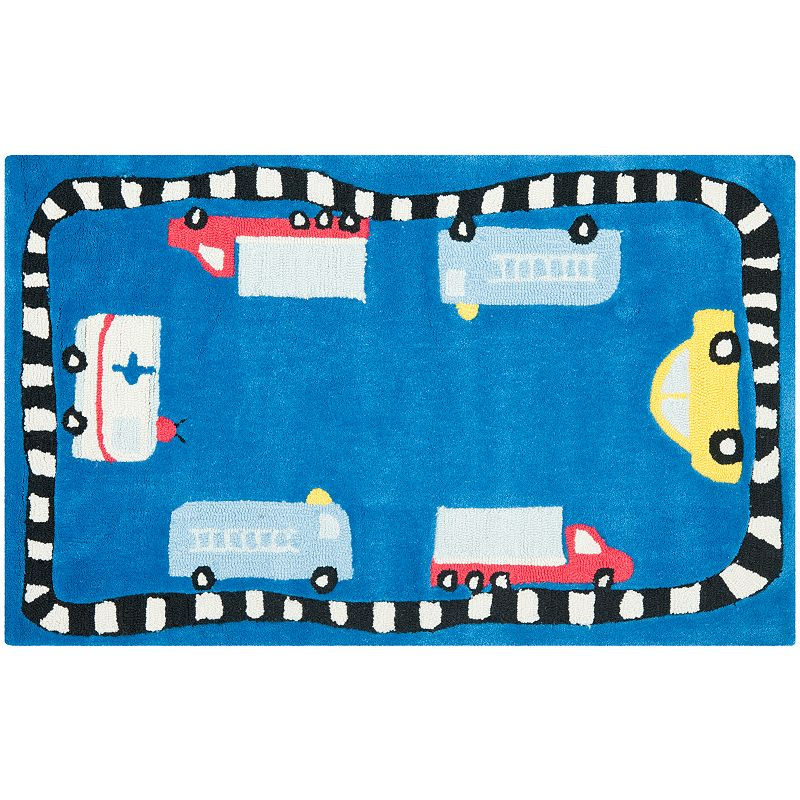 Safavieh Kids Sunday Driver Rug
