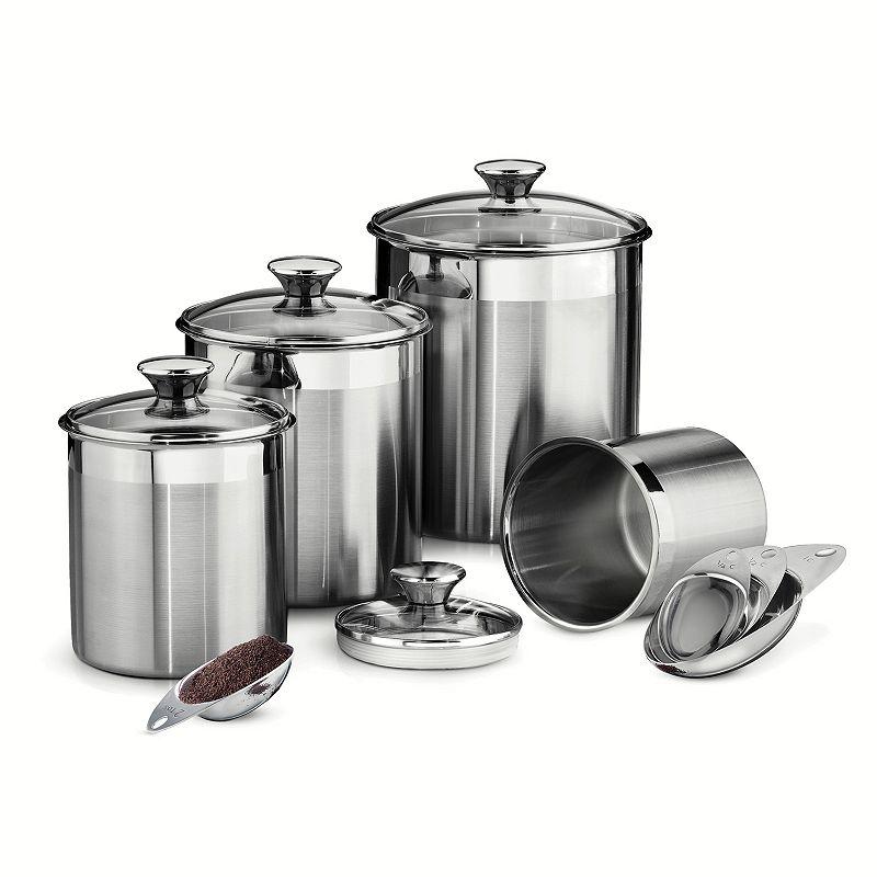 canister set food storage kohl 39 s. Black Bedroom Furniture Sets. Home Design Ideas