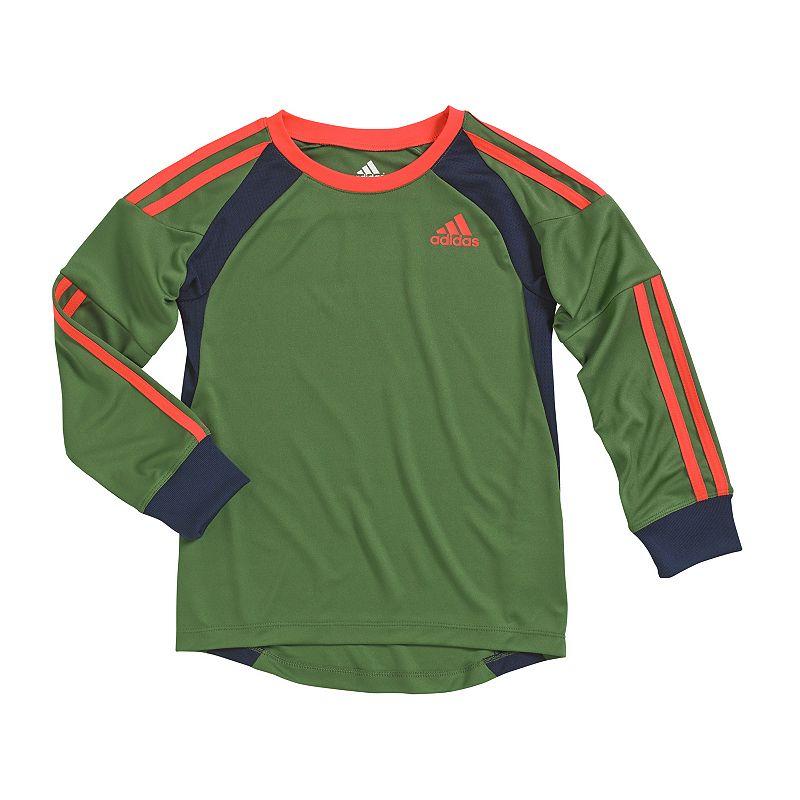 Boys 4-7x adidas climacool Goal Keeper Jersey
