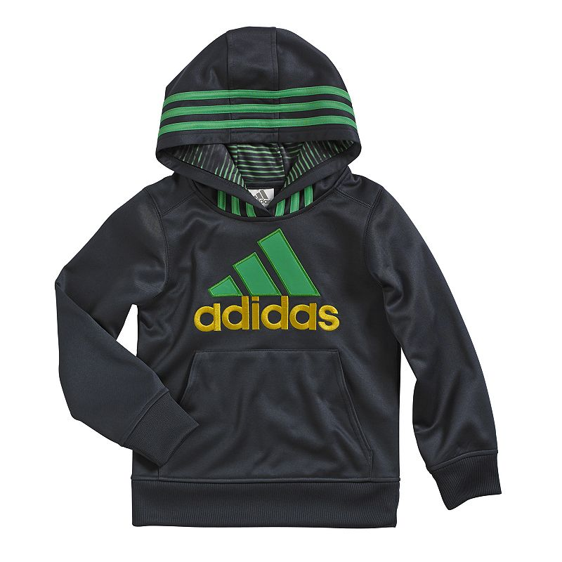 Boys 4-7x adidas Fleece Hoodie