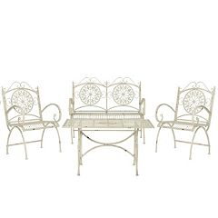 Safavieh Sophie 4-piece Outdoor Furniture Set by