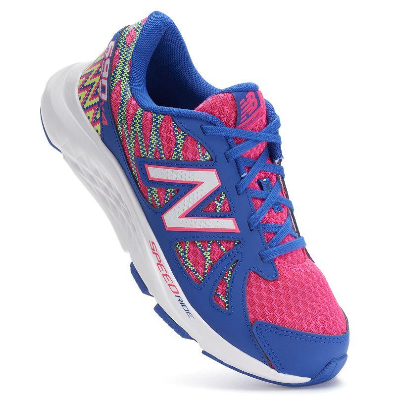 New Balance 690 v4 Speed Girls' Athletic Shoes