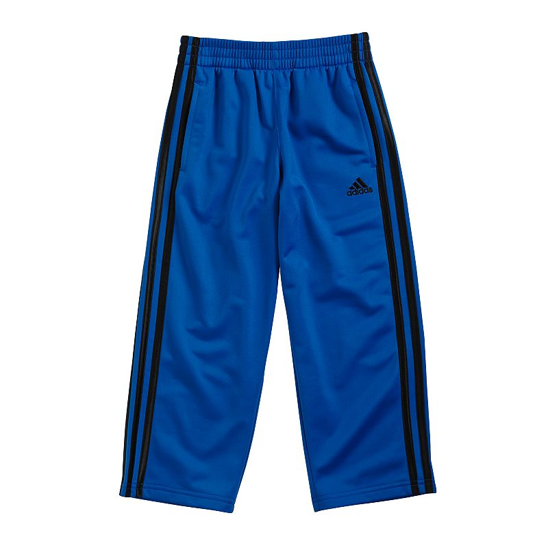 Boys 4-7x adidas Striped Tricot Pants