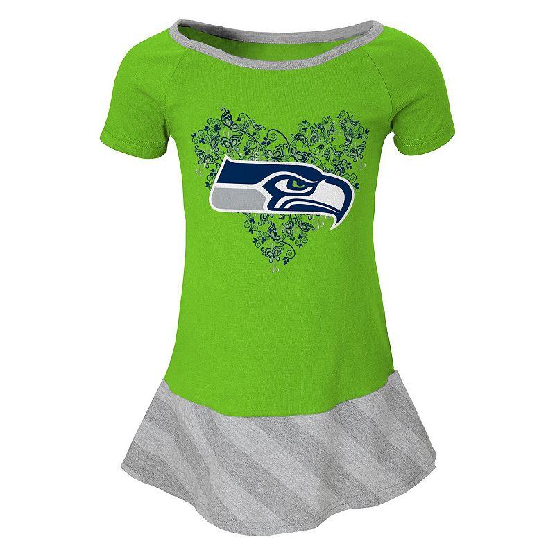 Toddler Seattle Seahawks Fancie Dress