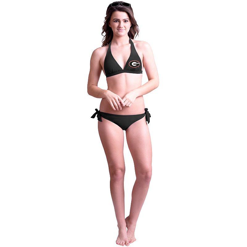 Women's Georgia Bulldogs Stay True Bikini