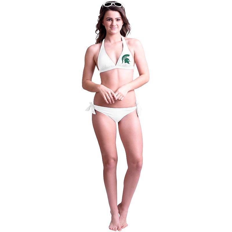 Women's Michigan State Spartans Stay True Bikini