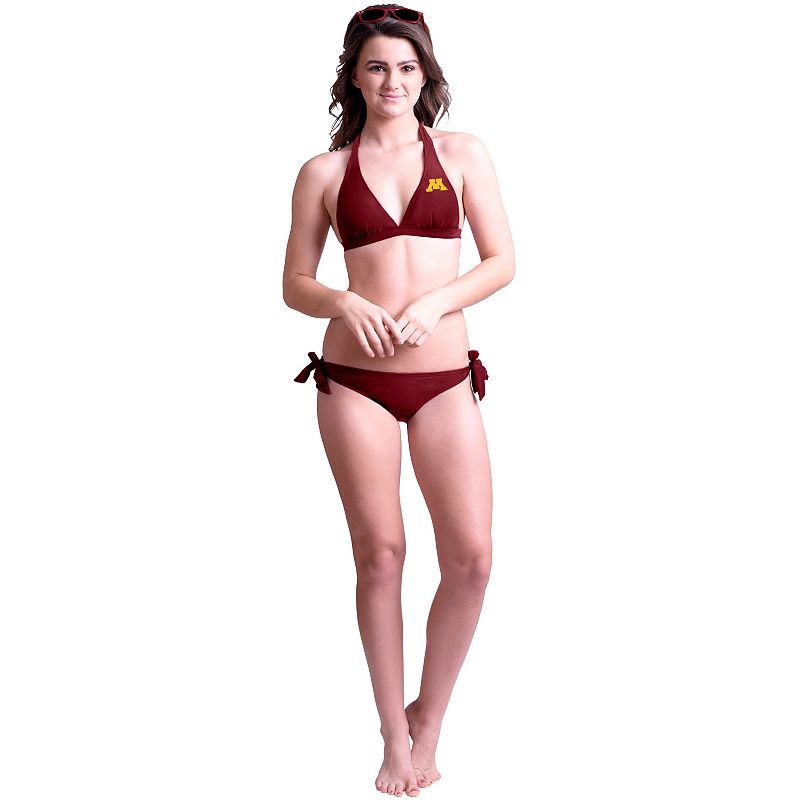 Women's Minnesota Golden Gophers Stay True Bikini