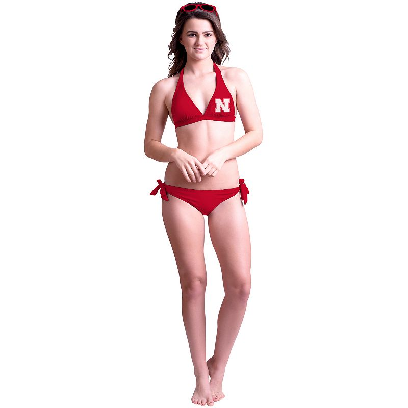 Women's Nebraska Cornhuskers Stay True Bikini