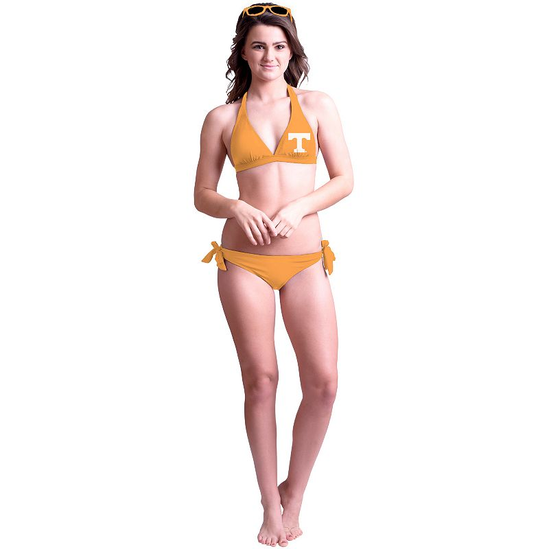 Women's Tennessee Volunteers Stay True Bikini