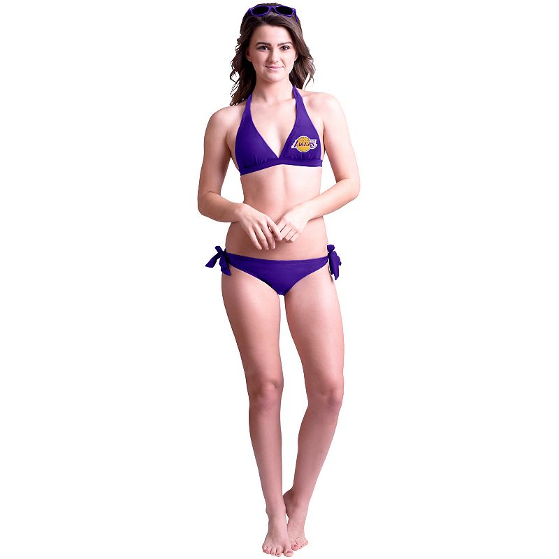 Women's Los Angeles Lakers Stay True Bikini