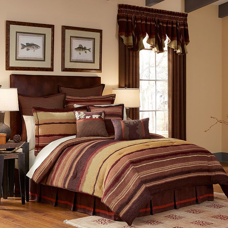 Estate by Croscill Highlands 4-pc. Comforter Set