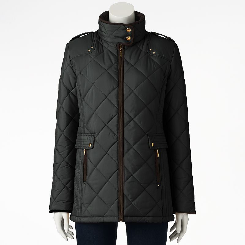 Women's Weathercast Quilted City Jacket