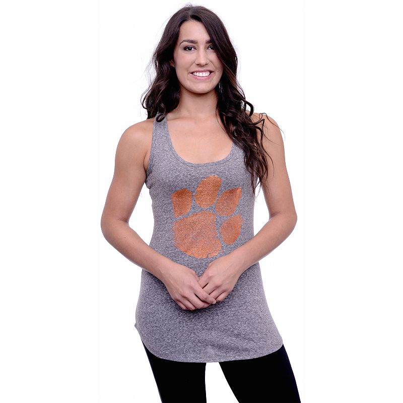Women's Clemson Tigers Tank Top