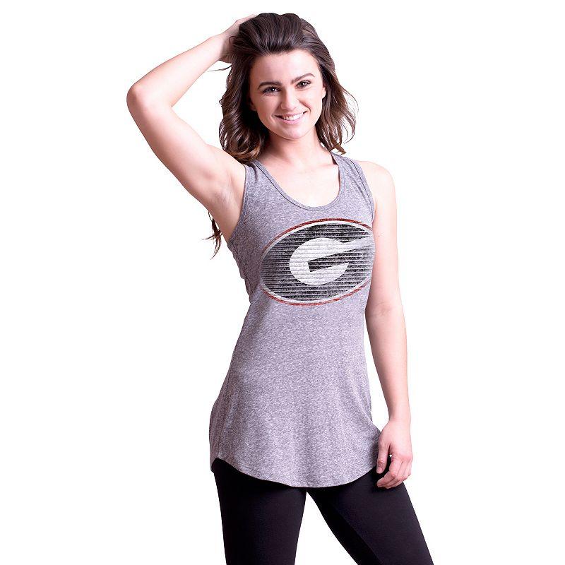 Women's Georgia Bulldogs Cover-up Tank