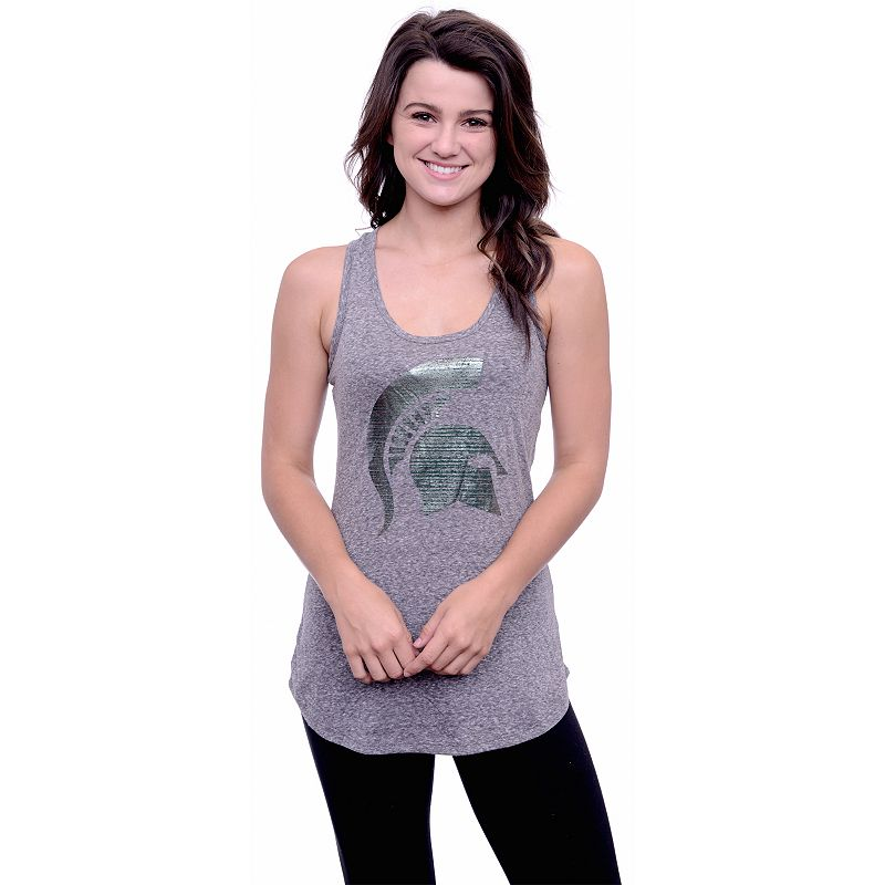 Women's Michigan State Spartans Tank Top
