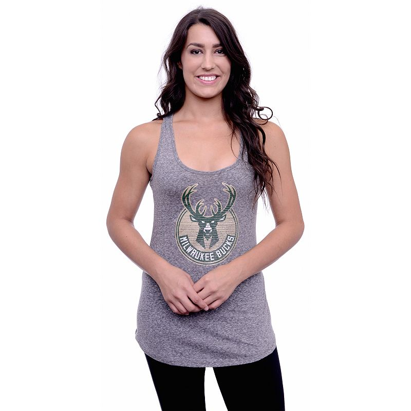 Women's Milwaukee Bucks Tank Top