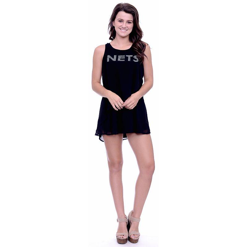 Women's Brooklyn Nets Layered Dress