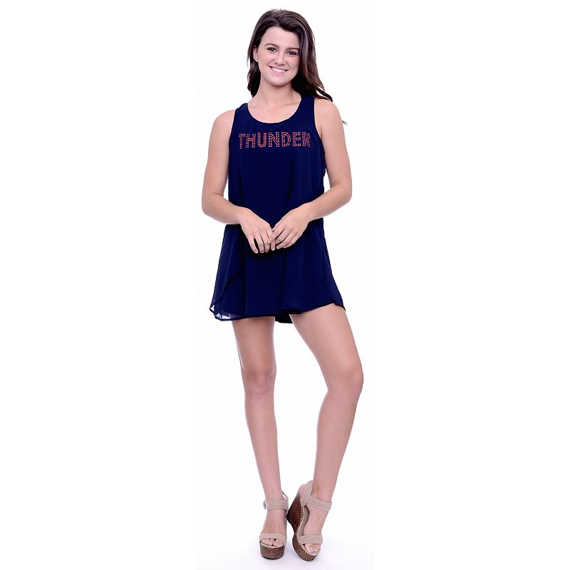 Women's Oklahoma City Thunder Layered Dress