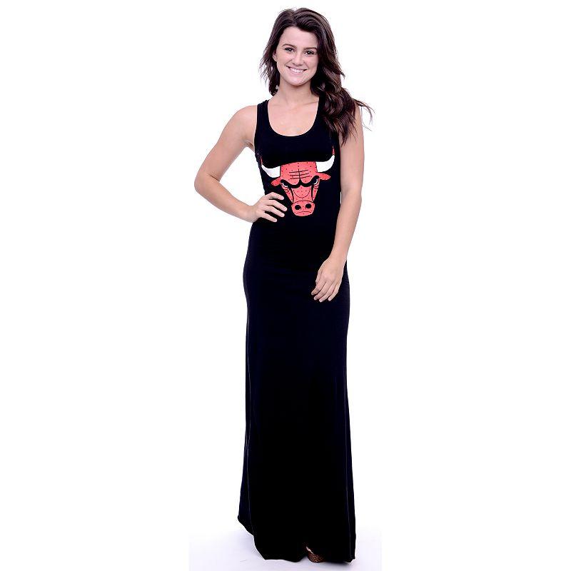Women's Chicago Bulls Lucky Charm Maxi Dress