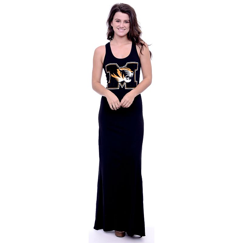 Women's Missouri Tigers Lucky Charm Maxi Dress