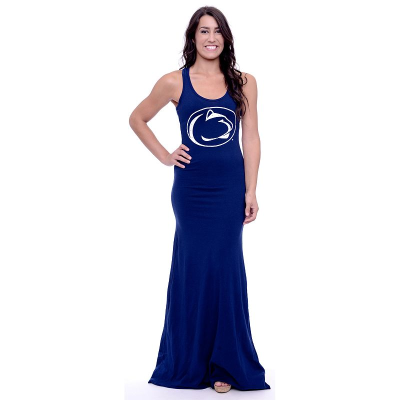 Women's Penn State Nittany Lions Lucky Charm Maxi Dress
