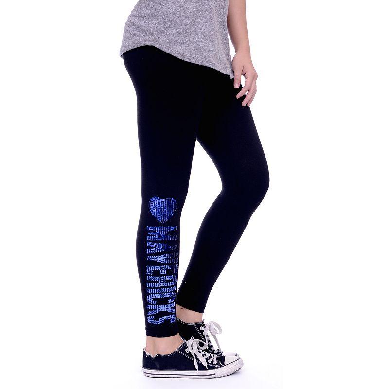 Women's Dallas Mavericks Sequin Leggings