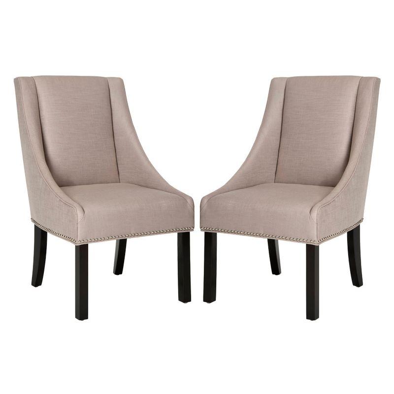 Nailhead Trim Dining Chair