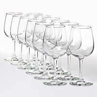 Food Network™ Wine Party 12-pc. Wine Glass Set