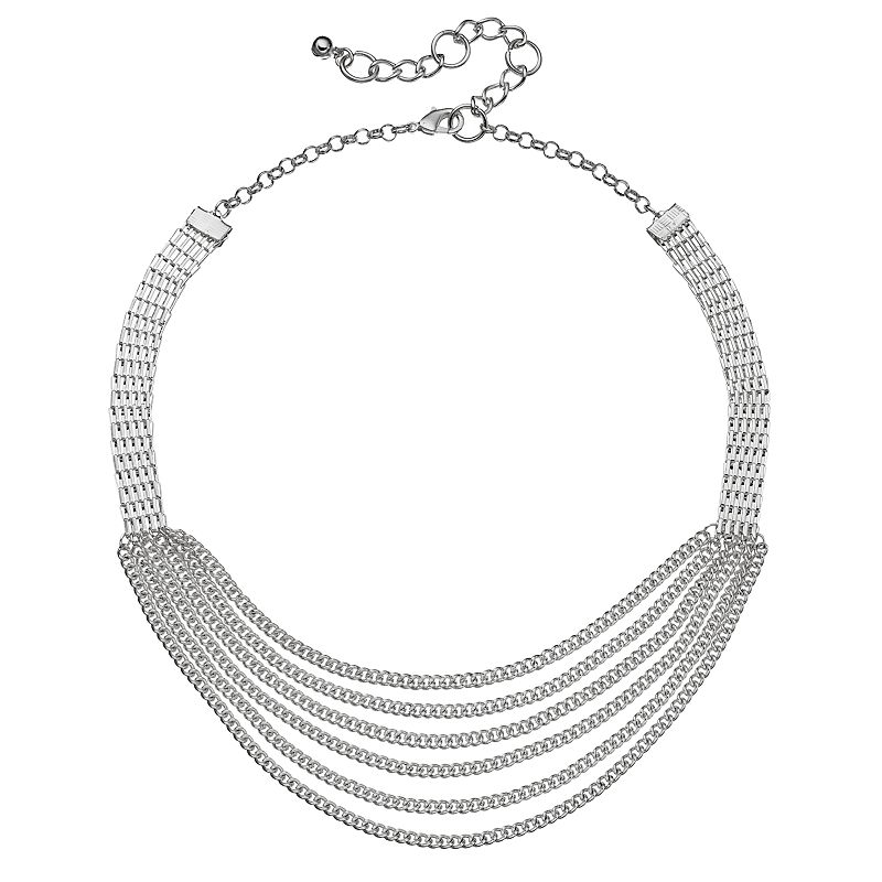 Apt. 9® Mesh Swag Necklace