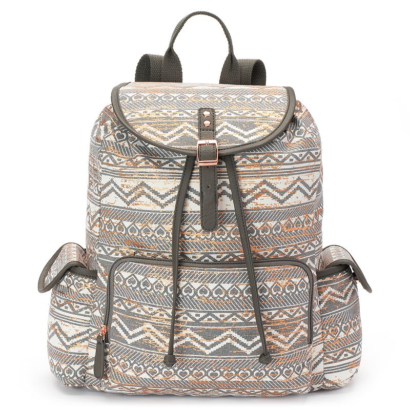 Candie's® Blake Aztec Backpack