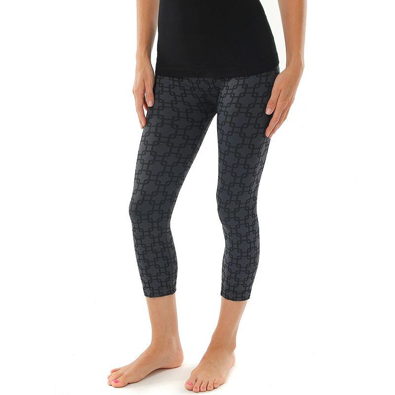 NUX Fair & Square Capri Yoga Leggings - Women's