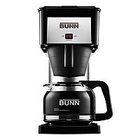 BUNN® Velocity Brew® Silver Finish 10-Cup Coffee Brewer