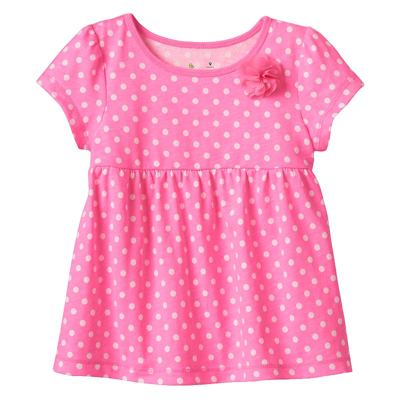 Baby Girl Jumping Beans® Spring Tunic