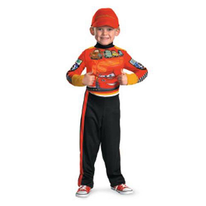 Disney / Pixar Cars Lightning McQueen Pit Crew Cars Costume - Toddler