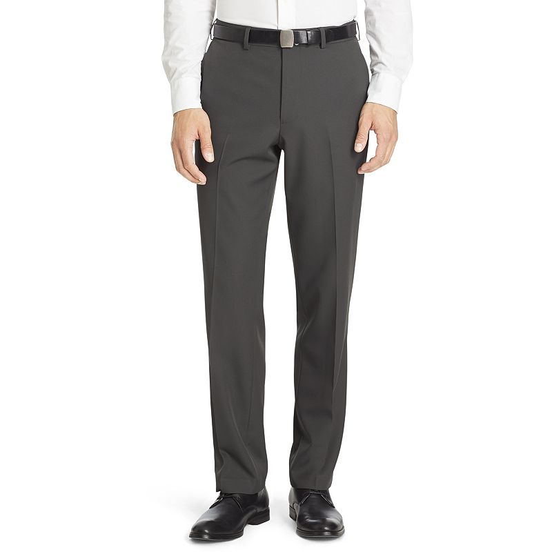 Men's Van Heusen Traveler Flat-Front Dress Pants